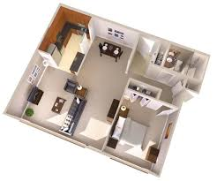One Bedroom Decoration Brilliant One Bedroom Apartments Net Zero Village For 1 Bedroom