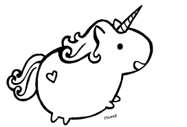 Printable Pusheen Coloring Pages Hand Drawing Free Printable