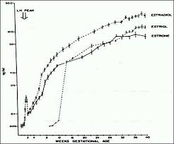 Estradiol Levels During Pregnancy Chart Endocrinology Of Pregnancy Endotext Ncbi Bookshelf