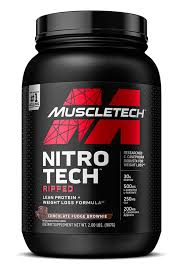 <b>Nitro</b>-<b>Tech Ripped</b> - MuscleTech