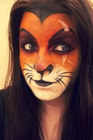 lion face makeup ideas best 25 lion face paint ideas on lion makeup