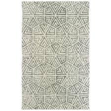oriental weavers 55605 grey ivory area rug