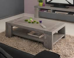 coffee table classy grey wood coffee table brandnew