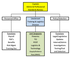 Pentagon Leadership Chart Organizational Structure Montgomery County Government