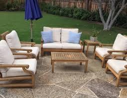 Evia Set 1  Heated Outdoor Furniture  Handmade In California By California Outdoor Furniture