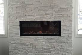 how to install a flush mount electric fireplace recessed modern flames 6