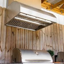 Outdoor Kitchen Ventilation Outdoor Vent Hoods Outdoor Kitchen Ventilation Bbq Guys
