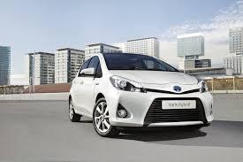 New Toyota Yaris Hybrid Priced Under £15,000, Returns up to 80.7 ...
