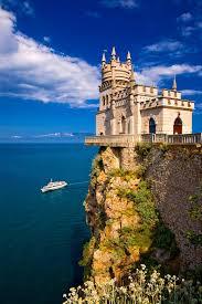 Ласточкино гнездо в Крыму история описание и фото Ласточкино гнездо в Крыму