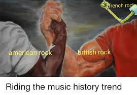 1 hour of best of french cafe music and french cafe accordion traditional music. French Rock American Rock British Rock Music Meme On Me Me