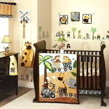 jungle baby bedding set animal crib bedding jungle buds 3 piece baby set by bedtime originals