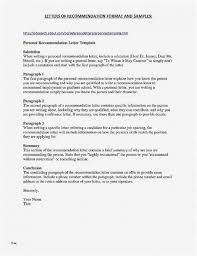 Recommendation Letter For A Job Sample 24 Best How To Write A Letter