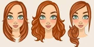 Střihy Vlasů A 6 Způsobů Jak Vybrat účes Podle Typu Tváře