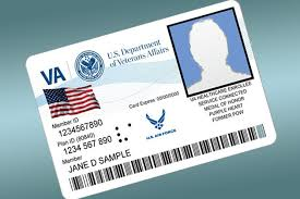 Veterans Card Identification Veterans Identification