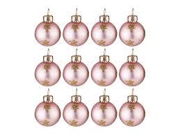 <b>Украшение Lefard Набор</b> Розовые шарики 3cm 12шт 862-258 ...