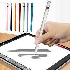Bút cảm ứng ngòi mềm nhẹ cầm tay cảm ứng điện dung bút chì, công cụ viết,  cho máy tính bảng - Sắp xếp theo liên quan sản phẩm