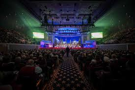 Dar Constitution Hall Seating Chart Top 10 Concert Venues In Washington D C