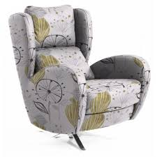 Swivel Living Room Chairs Contemporary Small Swivel Armchair Uk Crowdsmachinecom