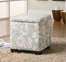 Ottomans Storage Leather Coffee Table Ottoman Sale Inside Fabric Ottoman  With Storage | mbnanot.com
