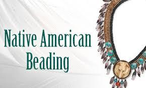articles native american beading