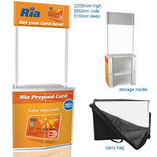Promotional Stands Displays