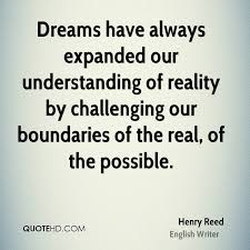 Dreams Quotes In English Best of Henry Reed Dreams Quotes QuoteHD