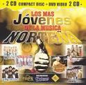 Los Mas Jovenes de la Musica Nortena [CD & DVD]