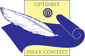 essay contest clarkston optimists essay contest