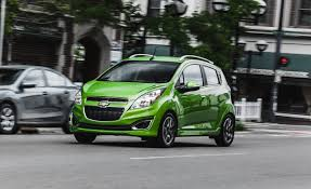 2014 Chevrolet Spark CVT Test – Review – Car and Driver