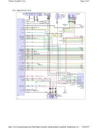 net factory radio wiring diagram and info colors and details of the signal passing thru them i have verified this date on two 2015 nox s one the navi system and one out out both