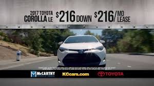 McCarthy Toyota of Sedalia - McCarthy Drives Kansas City - YouTube
