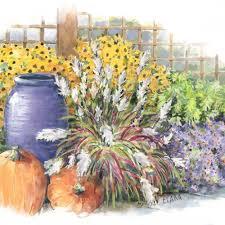 Landscape Pre Planned Garden Designs Preplanned Gardens Collections