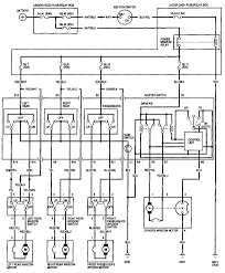 civic wiring diagram wiring diagrams online civic wiring diagram