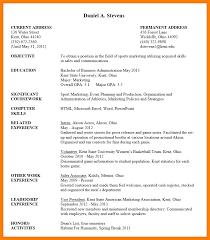 ... Undergraduate Student Resume Sample 10 Sample Undergraduate Resume  Student Cv Appeal Examples Students ...