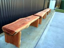 outdoor bench chair outdoor storage bench seat perth