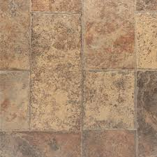 Ideas, Bruce Aged Terracotta 8 Mm Thick X 1594 In Wide X 4776 In With.  Ideas, Best Stone Look Laminate Flooring ...