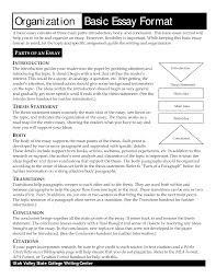 Mla Standard Essay Mla Format For Essays And Research Papers
