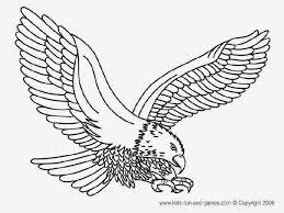 Flying Eagle Coloring Page At Getdrawingscom Free For Personal