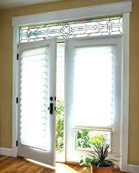 wonderful french door curtain ideas covering window treatment for doors best front curtains f glass slidi