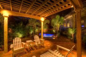 lighting a pergola. Landscape Lighting With Pergola Traditional-patio A O
