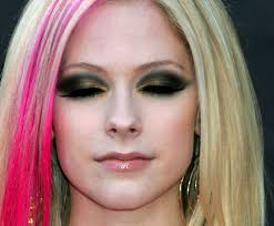 you were here makeup tutorial avril lavigne makeup