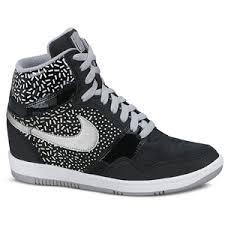 nike shoes high top. nike high top sneakers - women\u0027s force sky print shoes a