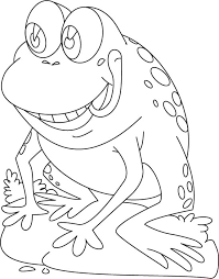 Small Picture Toad Frog coloring pages Download Free Toad Frog coloring pages
