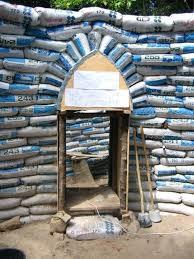 earthbag retaining wall arch earthbag retaining wall plans