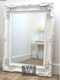 antique white picture frame ornate antique white vintage frame large and wide very ornate o large