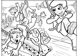 Small Picture Super Crew Coloring Pages Fun Nutrition for Kids SuperKids