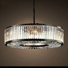 vintage hollow round crystal chandeliers chandelier small uk
