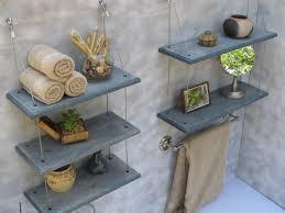 Decorative Bathroom Shelving Bathroom Shelves Glass Wood And Marble Signature Hardware