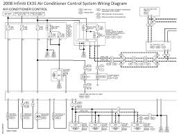 infiniti ex35 air conditioner control system wiring diagram 2008 infiniti ex35 air conditioner control system wiring diagram