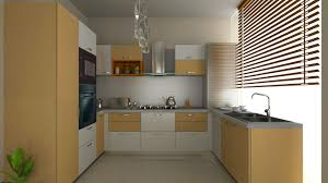 Plastic Floor Tiles Kitchen U Shaped Kitchen With Peninsula Floor To Ceiling Windows Double